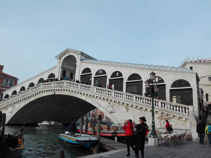 ヴェネチア市内の様子