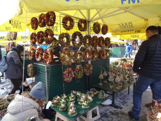 クラクフクリスマスマーケット