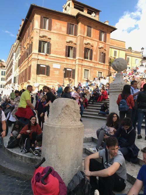 ローマに来てよかった!