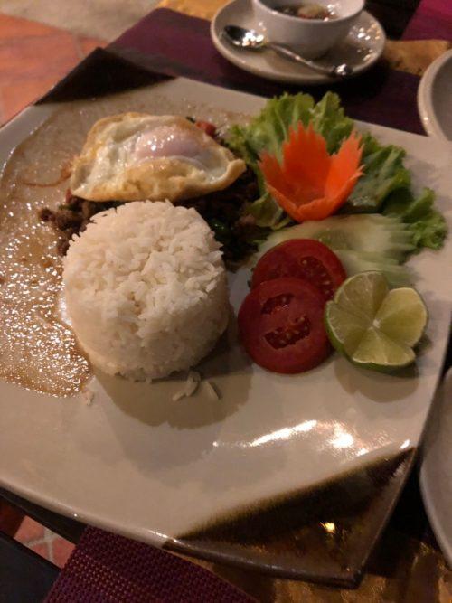 タイ料理はどれもおいしい!