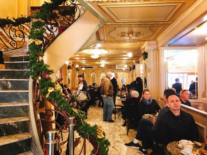 マルタにある老舗カフェ「コルディナ」