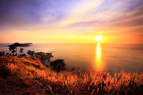 プーケット島最南端 プロンテープ岬