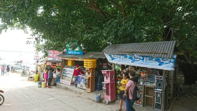 東南アジアの独特の雰囲気