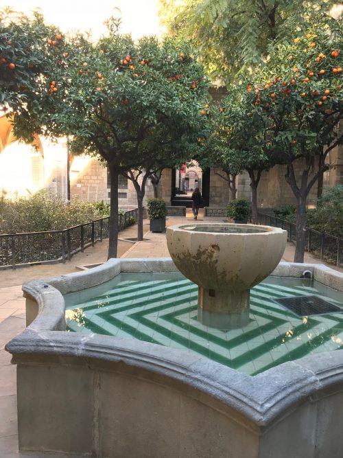 バルセロナで町歩き