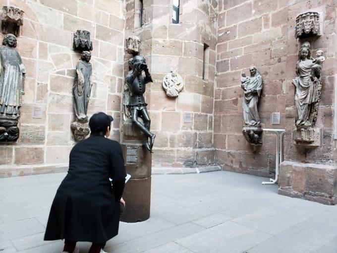 ニュルンベルクの国立博物館。広すぎ&見ごたえすぎ!