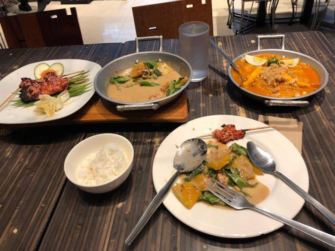 口に合わなかったフィリピンの食事