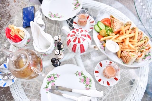 「Arabian Tea House Restaurant and Café」