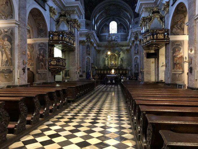 リュブリャナの大聖堂