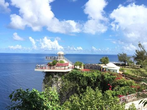 Guam-beautiful-promontory
