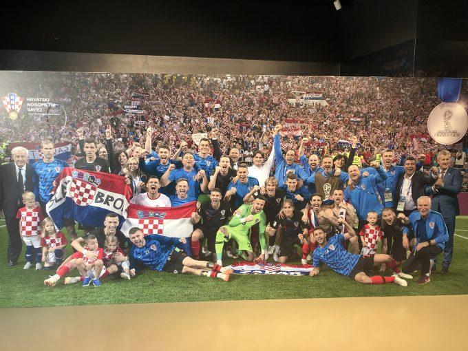 クロアチアサッカー博物館