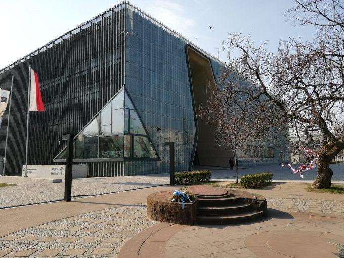 ポーランドユダヤ人歴史博物館