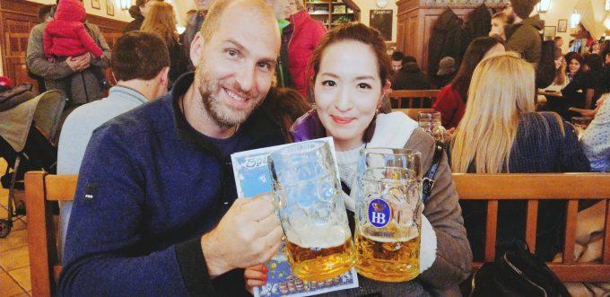 ドイツビールはおいしい!