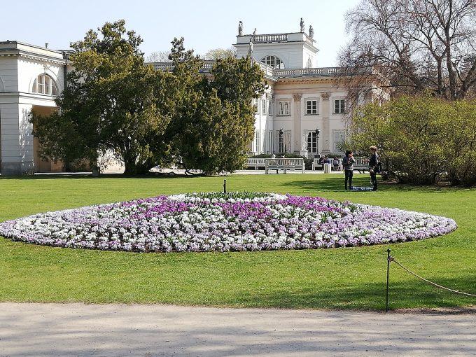 ヴィラヌフ宮殿
