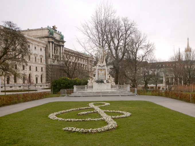 音楽の都ウィーン