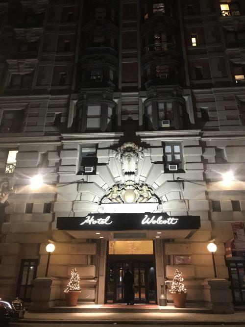 ホテル ウォルコット