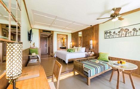カタタニビーチリゾートホテルのスイートルーム