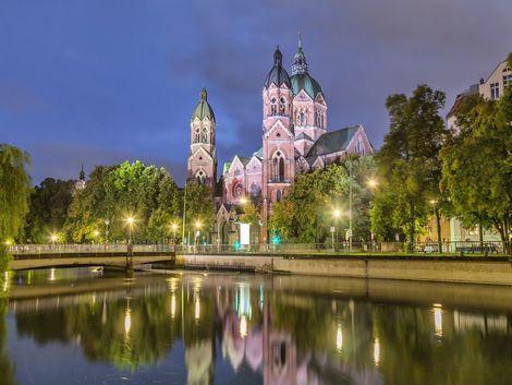 ミュンヘン:聖ルカ教会