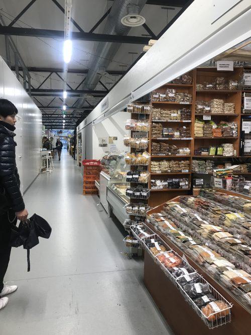 工事中のハカニエミマーケット