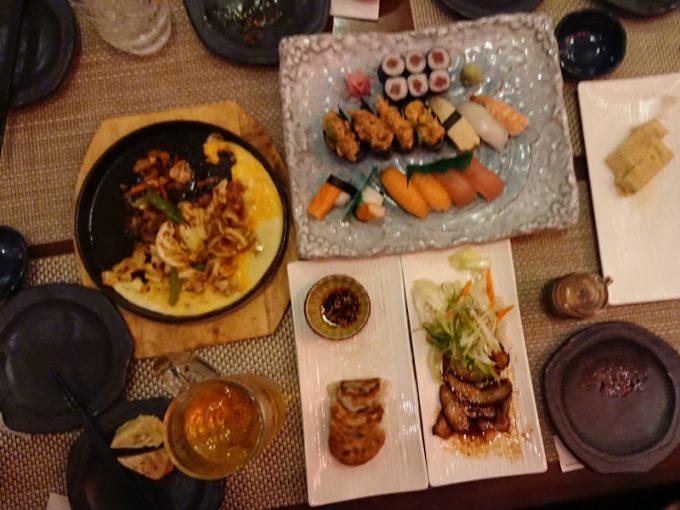 フィリピン料理に飽きたら日本食を