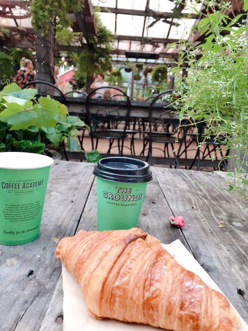 インスタで有名な「The grounds of Alexandria」で朝食