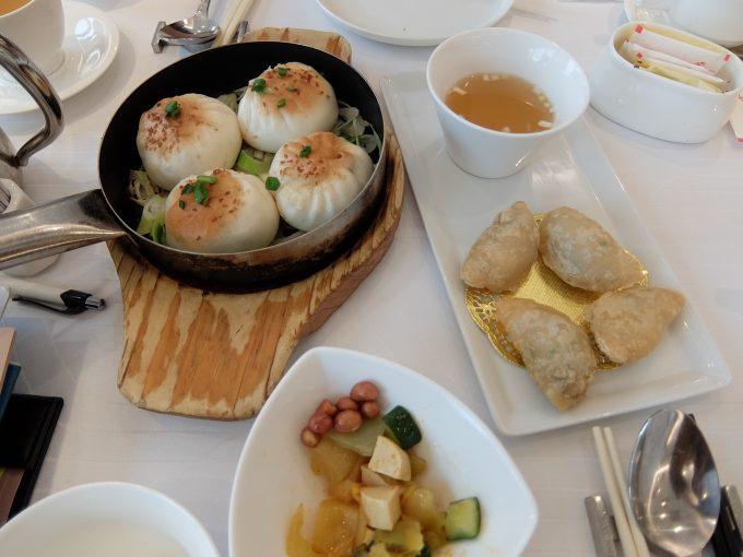 香港で食べた飲茶