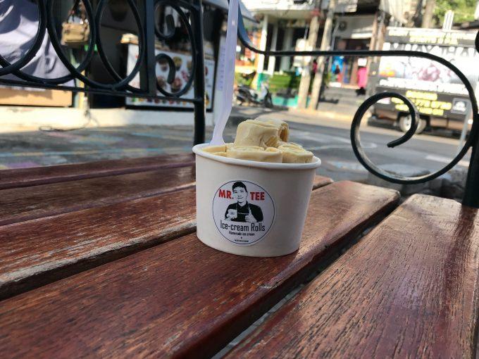 アイスクリームロール