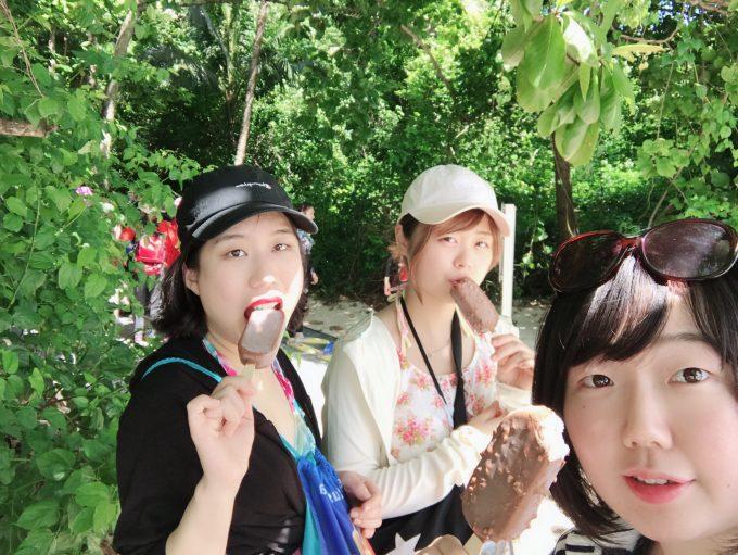 【2日目】グリーン島 (2)
