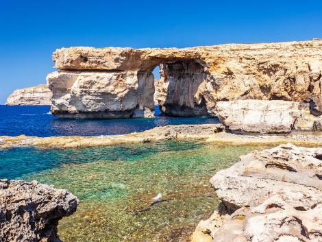 マルタ:美しい海