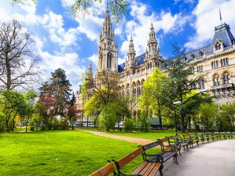 ウィーン:市庁舎