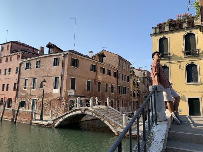 ベネチアを歩き尽くしました