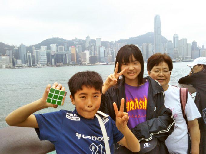 気兼ねのない家族旅行は最高に楽しい!