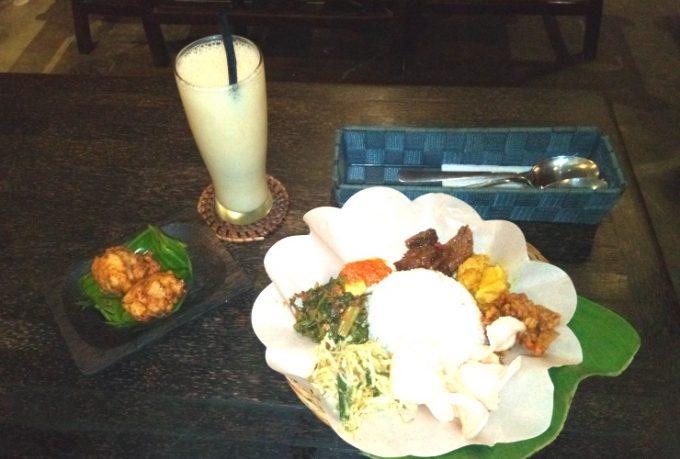 バリ島 食事