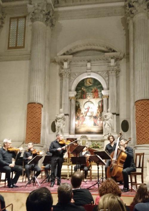 クラシックコンサートを聴きに行きました