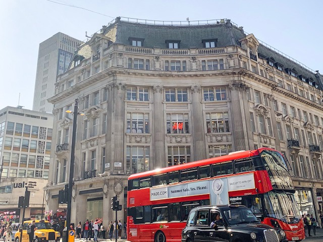 素敵!ロンドンの街並み!