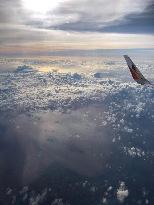 フィリピン航空を利用しました