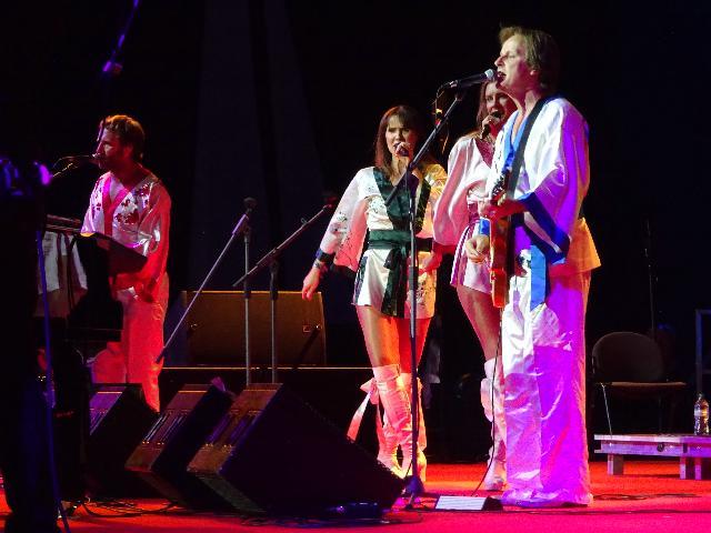 スウェーデンのポップグループ「ABBA」