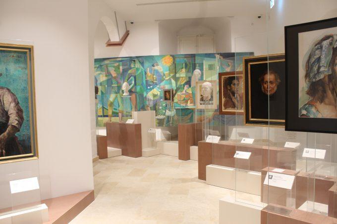 ヴァレッタの美術館