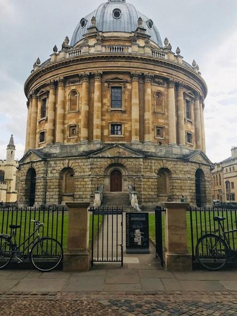オックスフォード大学の図書館