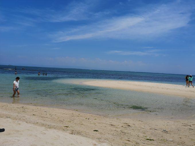 海を楽しみました!