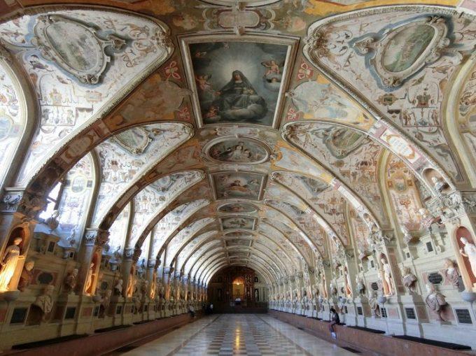 絢爛豪華さに驚いたミュンヘンの博物館「レジデンツ」