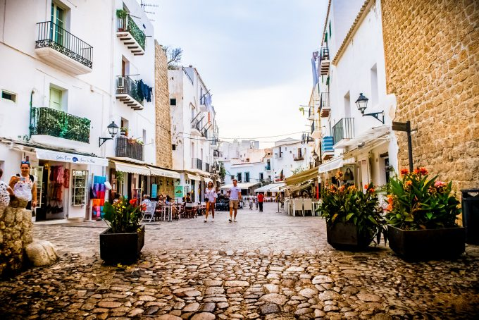 ダルトビラ旧市街