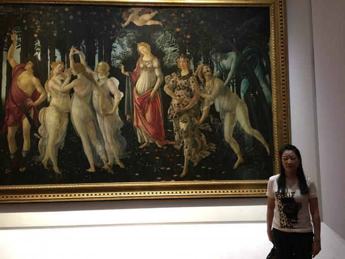 ウフィッツ美術館