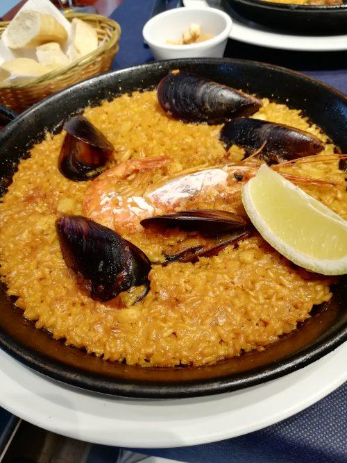 スペインは料理が美味しい!