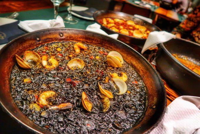 地中海料理「Bo de Boqueria」のパエリア。あまりの美味しさに衝撃!