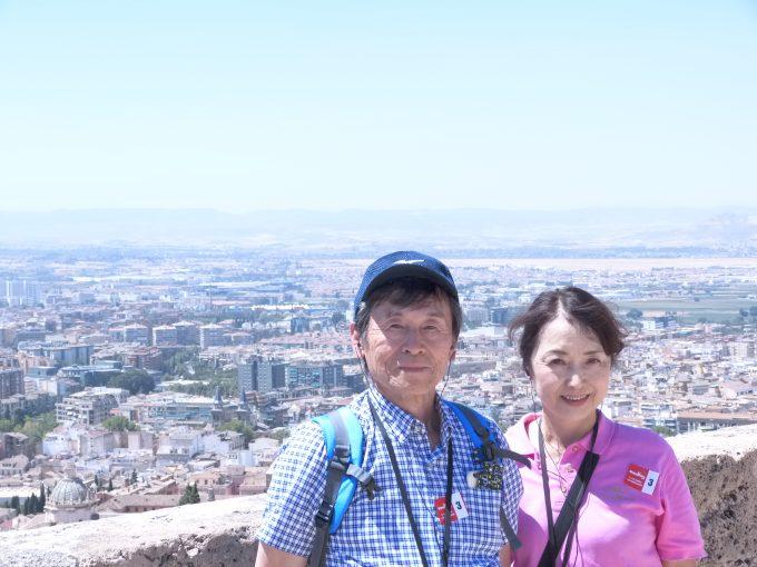 アルハンブラ宮殿は素敵でした!