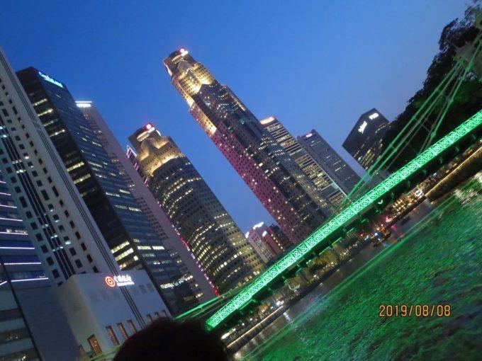 シンガポールは治安が良い