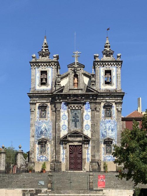 サント・イルテ・フォンソ教会