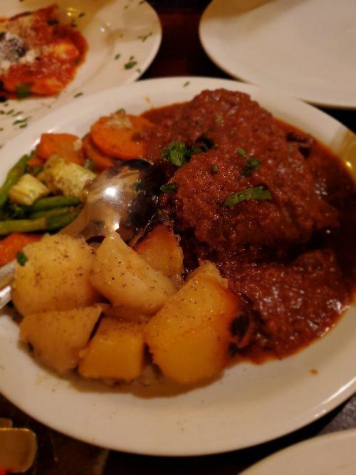 マルタ島のお肉料理「ブラジオリ」