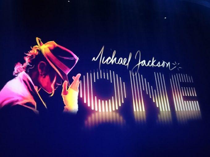 感動しました!「マイケル・ジャクソン ONE」