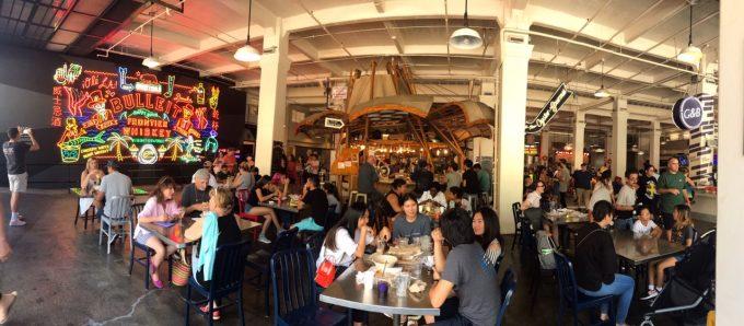 トレンディーな屋台が集まる食の発信地「グランド・セントラル・マーケット」